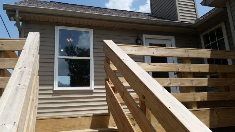 deck home addition