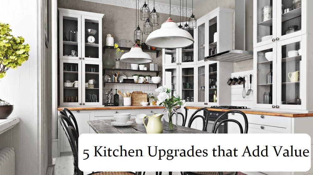 5 kitchen upgrades